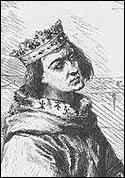 Jean II le Bon a dû lutter contre les complots du roi de Navarre...