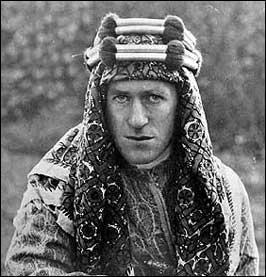 Thomas Edward Lawrence alias Lawrence d'Arabie était un officier britannique qui fut immortalisé à l'écran en 1962 par...