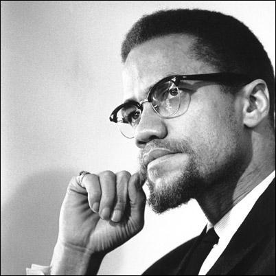 De quel mouvement faisait partie Malcolm X ?