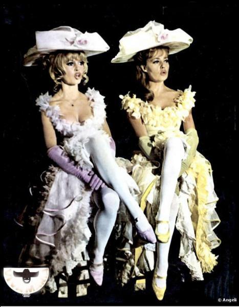 Dans quel film ce duo mythique chante-t-il  Ah ! les petites femmes de Paris  ?