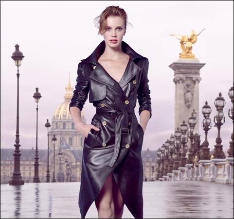 A qui appartient le parfum  Parisienne  ?