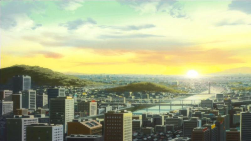 Bon, voici l'endroit où va commencer notre petite visite ! Connaissez-vous cette ville ?