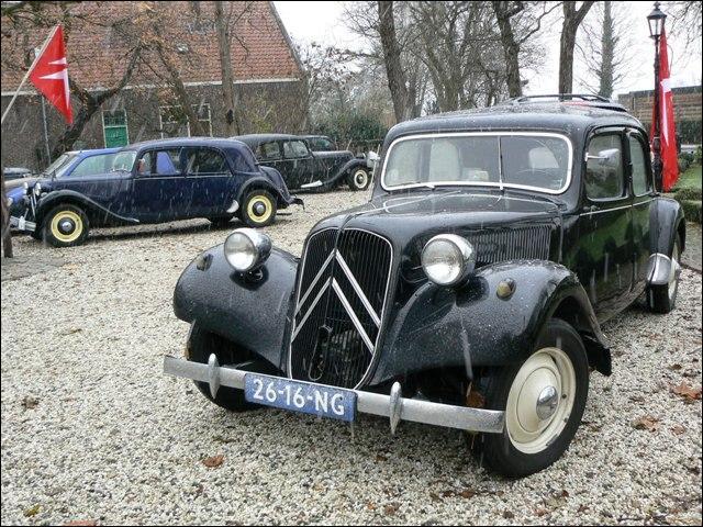 Cette Citroën est très très connue elle se nomme comment ?