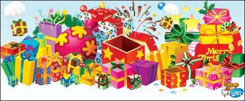Qui apporte les cadeaux aux enfants ?