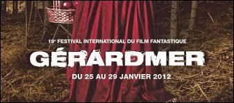 Depuis 1993, le  Festival international du film fantastique  a lieu à Gérardmer. Dans quelle station de sports d'hiver a-t-il été créé en 1973 ?