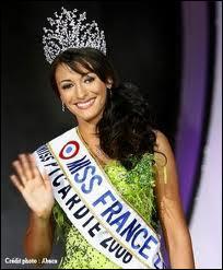 Qui est la Miss France 2007 ?