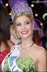 Qui est la Miss France 2006 ?