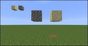 Quels sont les 2 blocs qui sont soumis à la gravité ?