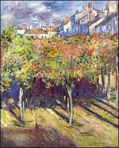 Je m'appelle Claude Monet, je nais le 14 novembre 1840 à Paris et décède à Giverny (Eure) le 5 décembre 1926. Artiste-peintre qui fait partie des fondateurs du mouvement Impressionniste, je peins cette toile de 80, 7cm x 65cm en 1892, achetée 1 650 000 dollars le 6 novembre 2008, elle se trouve maintenant au Rockefeller Center à New York, mais quel est son titre ?