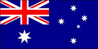 Ce drapeau est celui de :