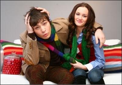 Chuck et Blair forment un couple...