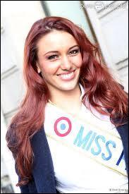 Elle est la 83e miss France, mais de quelle ville est-elle originaire ?