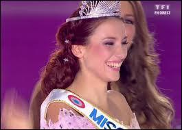 Où a-t-elle été élue Miss Alsace 2011 et Miss France 2012 ?