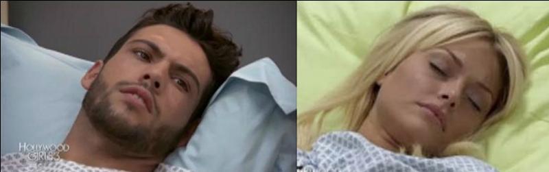 Dans cette saison, qui sont les deux personnes qui étaient dans le coma ?