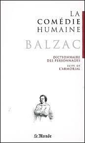 Dans la  Comédie humaine  de Balzac, Delphine Goriot, la maîtresse d'Eugène de Rastignac, est l'épouse du baron …