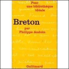 Cette femme de lettres française est la fille de Philippe Audoin, écrivain surréaliste proche d'André Breton. Il s'agit de :