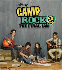 Quel est le titre de Camp Rock 2 ?