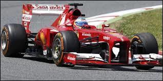 A quelle écurie appartient cette Formule 1 ?