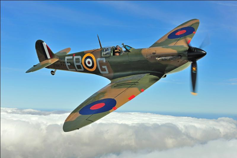 Pour le repérer, il suffit de regarder le bout de ses ailes. Elles ont une forme elliptique. Il faillit être refusé par la Royal Air Force car il ne pouvait pas recevoir un armement de 8 mitrailleuses. Malgré deux autres défauts majeurs, un train d'atterrissage trop étroit et un faible rayon d'action, la RAF décida de s'en équiper.