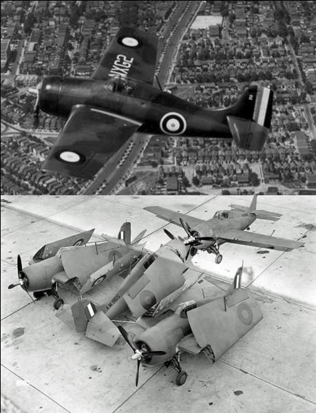Cet avion US a été utilisé par les Britanniques sous le nom de « Martlet ». Il participa à une opération britannique peu connue en France, l'invasion de Madagascar par les Britanniques. A juste titre, les anglais avaient peur que Vichy autorise les allemands à utiliser cette île. C'est un avion embarqué sur porte-avions. Quel est-il ?
