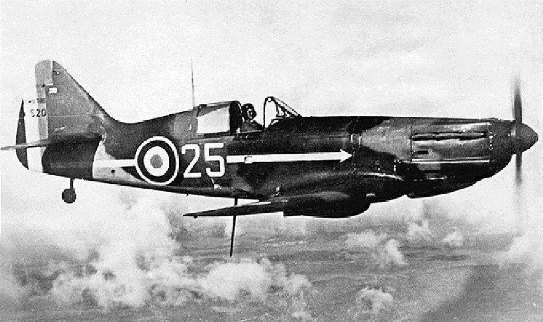Avions de la 2e Guerre mondiale – les avions de chasse (et équivalents) alliés !
