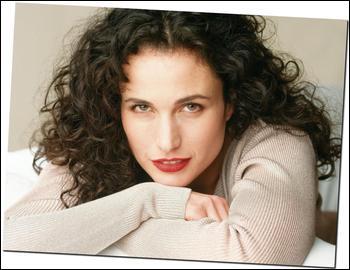 Comment s'appelle cette actrice américaine sublime, qui a joué dans  4 mariages ou un enterrement  ou  Green card  ?