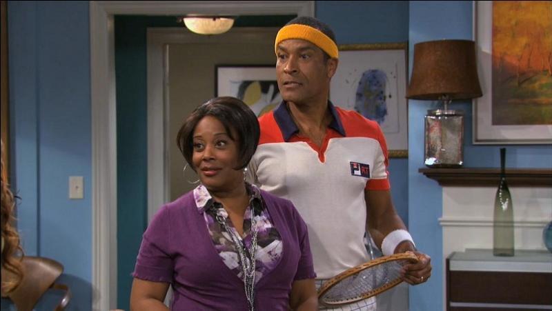 Comment se nomment les parents de Rocky ?