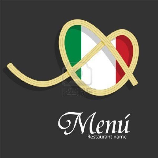 Au restaurant. Que signifie le groupe nominal  Il contorno , en Italie ?