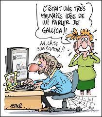 Connaissez-vous Gallica ? Oui, c'est :