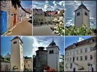 Cette image représente différentes vues de la commune franc-comtoise de Sellières. Elle se se trouve dans le département n° ...