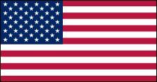 50. Voilà le nombre d'étoiles que comporte le drapeau des États-Unis. Mais combien y a-t-il de bandes horizontales ?