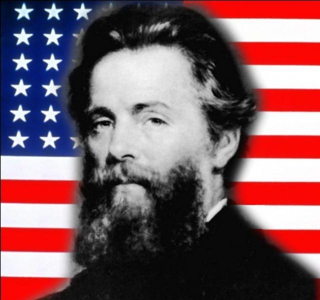 Pratiquement oublié de tous à sa mort, il est redécouvert dans les années 1920 à travers son œuvre maîtresse   Moby-Dick  ...