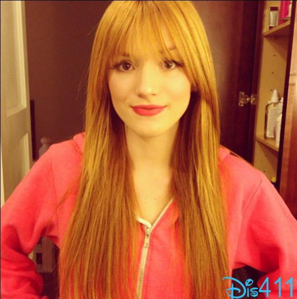 Et enfin dans quelle série, avant  Shake It Up , a-t-elle fait une apparition ? (sur Disney Channel)