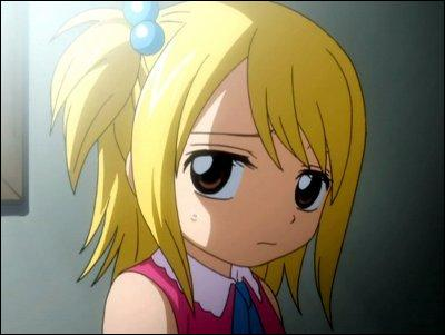 Qui a sauvé Lucy quand elle était enfant ?