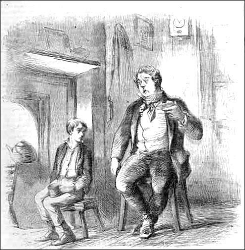 Qui est l'auteur du roman  Les Grandes Espérances  où le héros Pip raconte son histoire ?