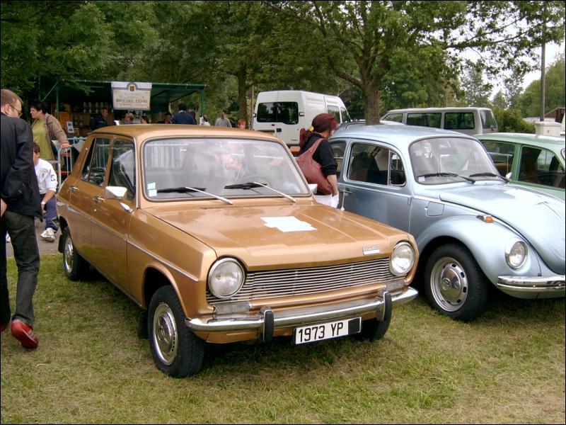 Et enfin, cette Simca est une...