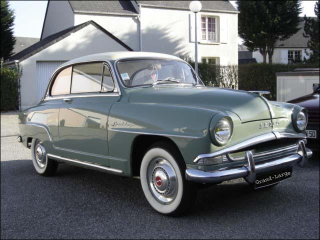 Et cette Simca, c'est quel modèle ?