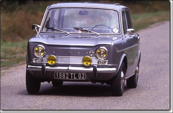 Et cette Simca est une...