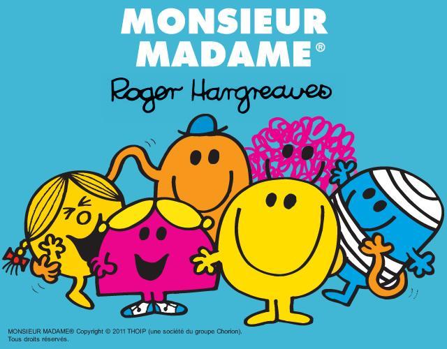 Monsieur et Madame - Quiz d'humour 2