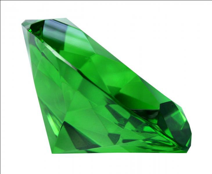 La topaze est une sorte de diamant