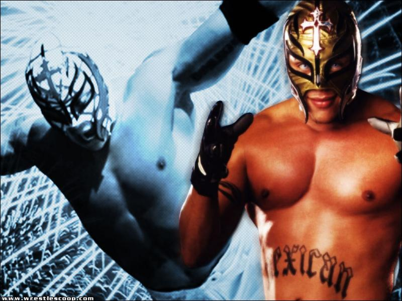Comment s'appelle Rey Mysterio ?