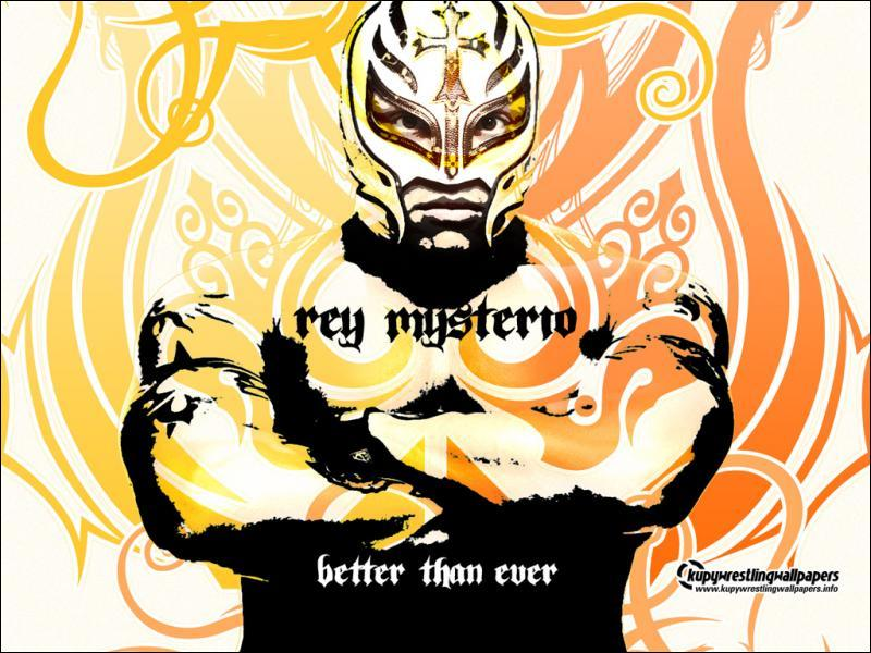Combien pèse Rey Mysterio au jour actuel ?