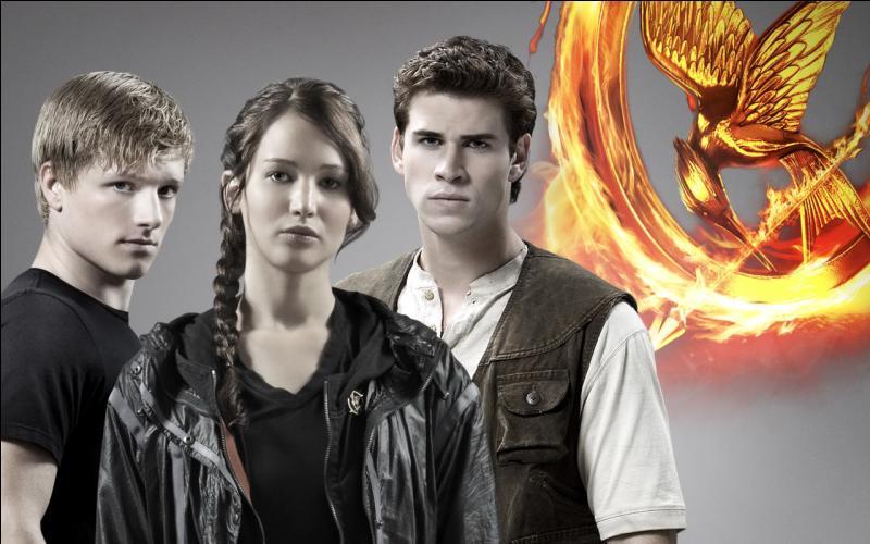 De qui est amoureux Katniss dans le 2 ?