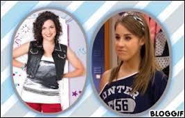 Nata défend-elle sa sœur Lena lors de la dispute avec  la méchante du studio ... ?