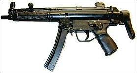Combien de balles peut compter le chargeur d'un MP5 ?