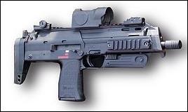 Combien de balles peut contenir le chargeur d'un MP7 ?
