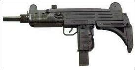 Combien de balles peut compter le chargeur d'un UZI ?