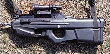 Combien de balles peut contenir le chargeur d'un F2000 ?