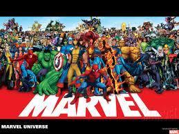 Marvel : les héros