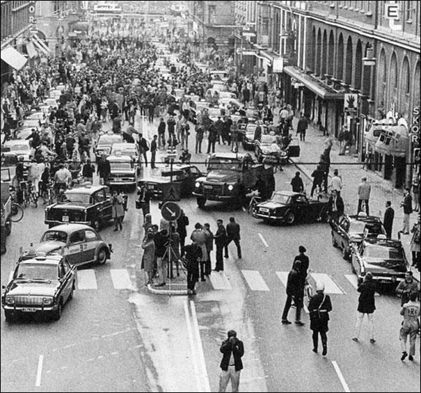 Nous sommes en Suède, en 1967, mais enfin que se passe-t-il ?
